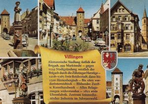 Villingen in the Black Forest